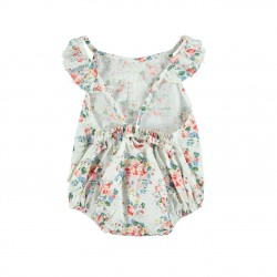 BABY ROMPER FLORES-PIUPIUCHICK